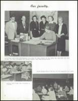 1959 Saratoga Springs High School Yearbook Page 16 & 17