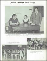 1959 Saratoga Springs High School Yearbook Page 20 & 21