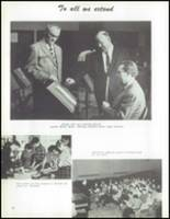 1959 Saratoga Springs High School Yearbook Page 24 & 25