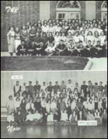 1959 Saratoga Springs High School Yearbook Page 26 & 27