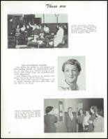 1959 Saratoga Springs High School Yearbook Page 28 & 29