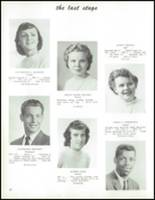 1959 Saratoga Springs High School Yearbook Page 30 & 31