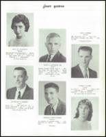 1959 Saratoga Springs High School Yearbook Page 32 & 33