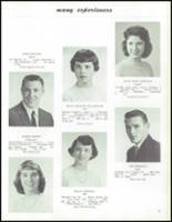 1959 Saratoga Springs High School Yearbook Page 34 & 35