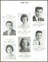 1959 Saratoga Springs High School Yearbook Page 36 & 37