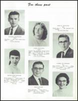 1959 Saratoga Springs High School Yearbook Page 40 & 41