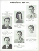 1959 Saratoga Springs High School Yearbook Page 46 & 47
