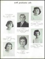 1959 Saratoga Springs High School Yearbook Page 48 & 49