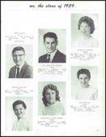 1959 Saratoga Springs High School Yearbook Page 50 & 51