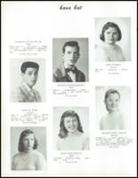 1959 Saratoga Springs High School Yearbook Page 52 & 53