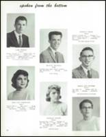 1959 Saratoga Springs High School Yearbook Page 54 & 55