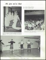 1959 Saratoga Springs High School Yearbook Page 58 & 59