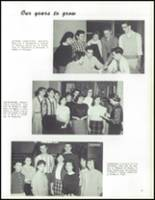 1959 Saratoga Springs High School Yearbook Page 64 & 65