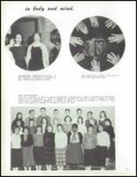 1959 Saratoga Springs High School Yearbook Page 66 & 67