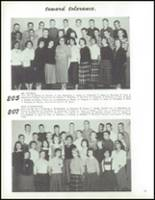 1959 Saratoga Springs High School Yearbook Page 68 & 69
