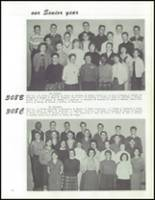 1959 Saratoga Springs High School Yearbook Page 70 & 71