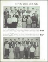1959 Saratoga Springs High School Yearbook Page 72 & 73