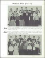 1959 Saratoga Springs High School Yearbook Page 74 & 75
