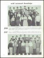 1959 Saratoga Springs High School Yearbook Page 76 & 77