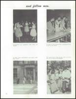 1959 Saratoga Springs High School Yearbook Page 78 & 79