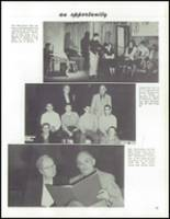 1959 Saratoga Springs High School Yearbook Page 98 & 99