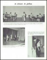 1959 Saratoga Springs High School Yearbook Page 100 & 101