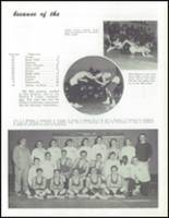 1959 Saratoga Springs High School Yearbook Page 110 & 111