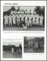 1959 Saratoga Springs High School Yearbook Page 112 & 113