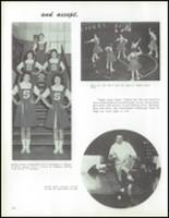 1959 Saratoga Springs High School Yearbook Page 122 & 123