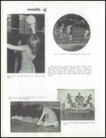 1959 Saratoga Springs High School Yearbook Page 124 & 125