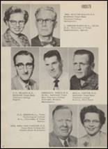 1956 Hondo High School Yearbook Page 14 & 15