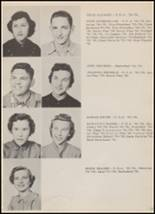 1956 Hondo High School Yearbook Page 16 & 17