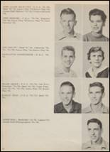 1956 Hondo High School Yearbook Page 18 & 19