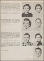 1956 Hondo High School Yearbook Page 20 & 21