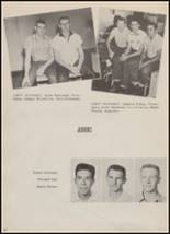 1956 Hondo High School Yearbook Page 24 & 25