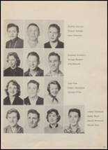 1956 Hondo High School Yearbook Page 30 & 31