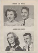 1956 Hondo High School Yearbook Page 32 & 33