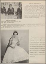 1956 Hondo High School Yearbook Page 50 & 51