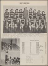 1956 Hondo High School Yearbook Page 52 & 53