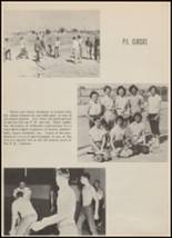 1956 Hondo High School Yearbook Page 58 & 59