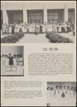1956 Hondo High School Yearbook Page 60 & 61