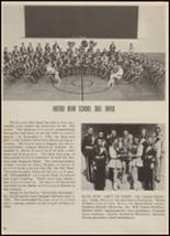 1956 Hondo High School Yearbook Page 62 & 63