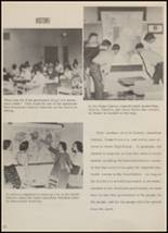 1956 Hondo High School Yearbook Page 70 & 71