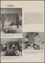 1956 Hondo High School Yearbook Page 72 & 73