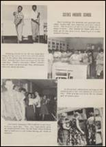 1956 Hondo High School Yearbook Page 84 & 85