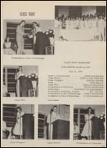 1956 Hondo High School Yearbook Page 86 & 87
