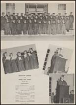 1956 Hondo High School Yearbook Page 88 & 89