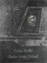 1963 Yearbook Cedar Falls High School