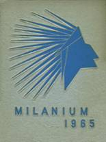 1965 Yearbook Milan High School