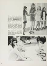 1971 Winter Park High School Yearbook Page 154 & 155